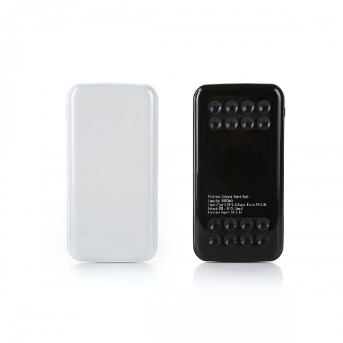 8000mAh BW Wireless Portable Powerbank Charger