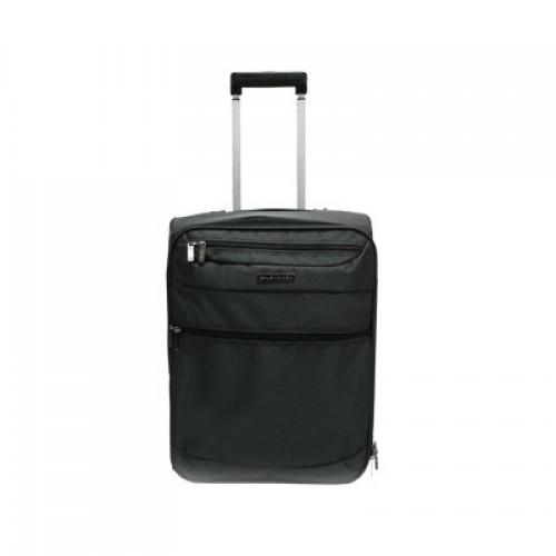 Balenciaga Dark Grey-Colour Business Trolley Cabin Bag