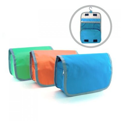 GOB Foldable Travel Toiletries Pouch