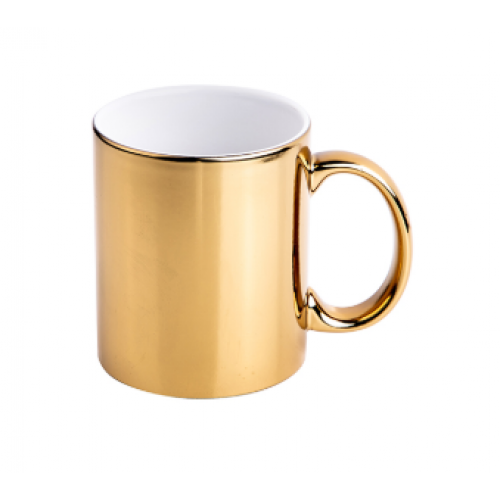 High Grade AAA Ceramic Gold-Plated Mug