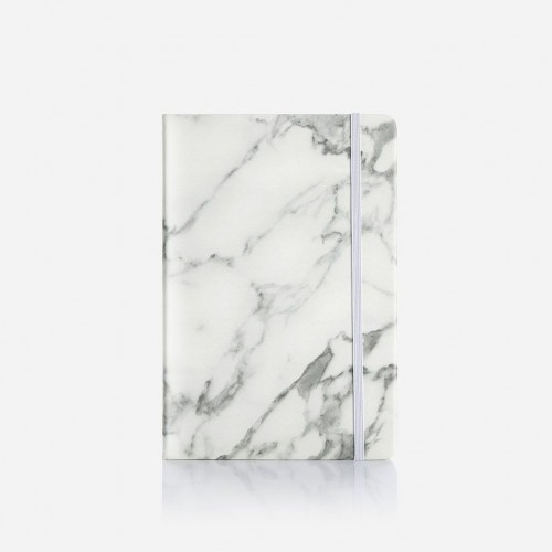 A5-Size Marble Notebook