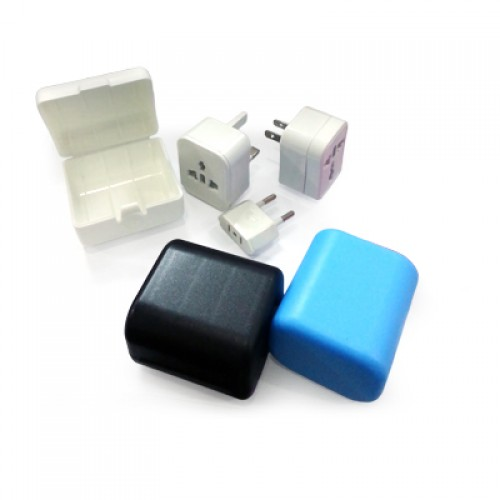 No-Frill Travel Adapter UK, EU, US and AU
