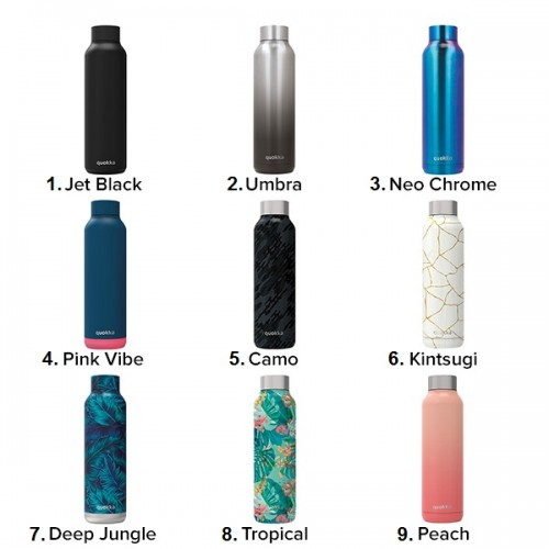 Quokka Stainless Steel Bottle 630ml (Various Designs)