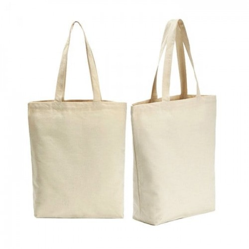 Canvas Tote Bag With Base (34*40cm)